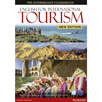 تصویر کتاب English for International Tourism